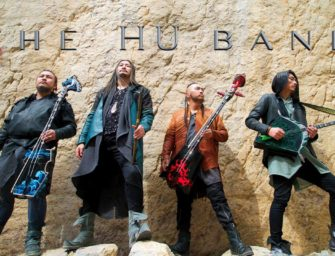 Mongolian Metal Goes Viral: Meet The HU Band